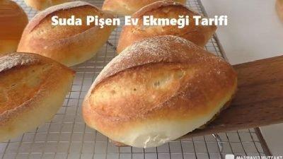 Suda Pişen Ev Ekmeği Tarifi