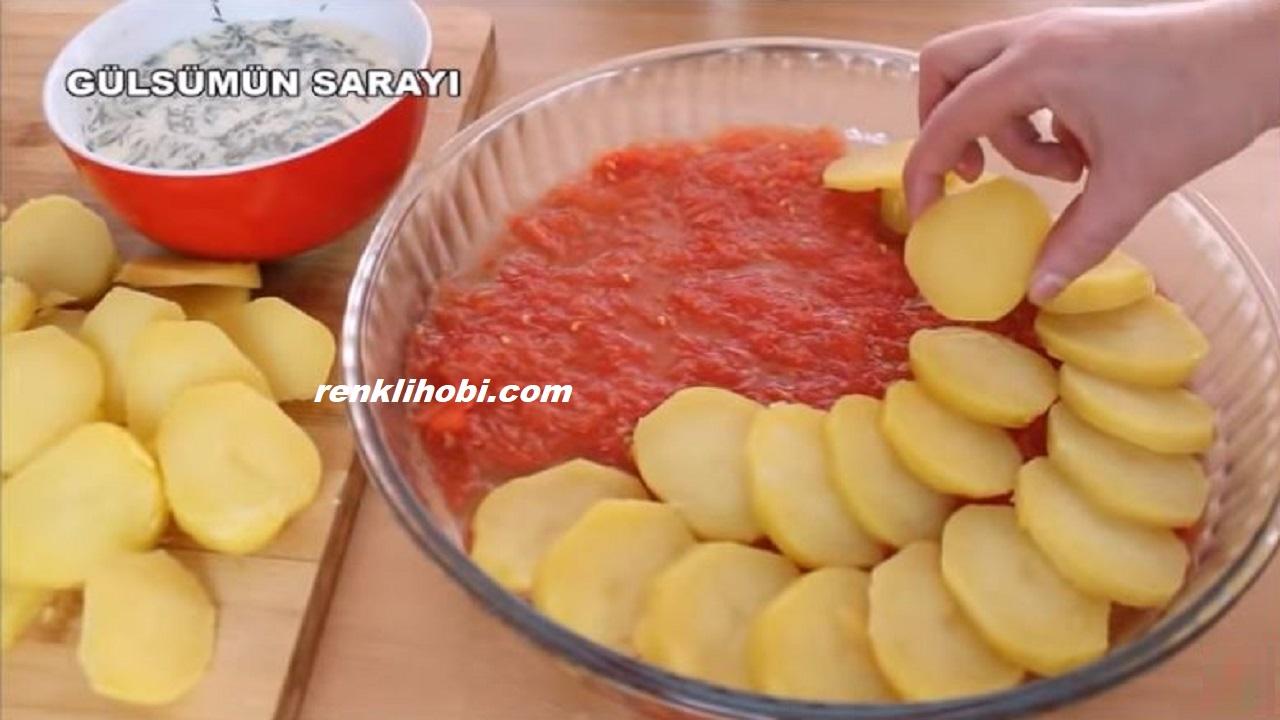 Böyle Yapılan Patatesin Tadına Doyamayacaksınız 1