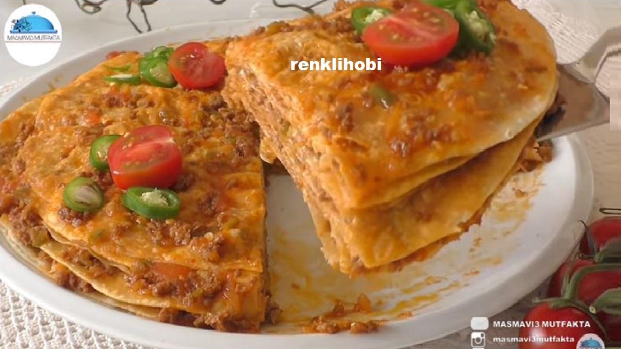 En Değişik Lavaşlı Yemek Tarifleri 2