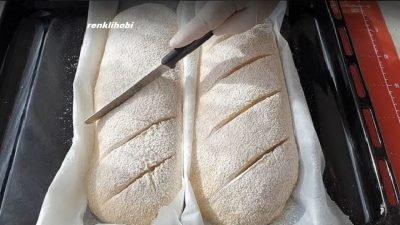 Evde Hazır Gibi Ekmek Yapmanın Sırrı