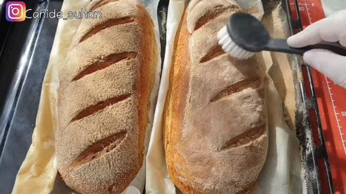 Evde Hazır Gibi Ekmek Yapmanın Sırrı 2