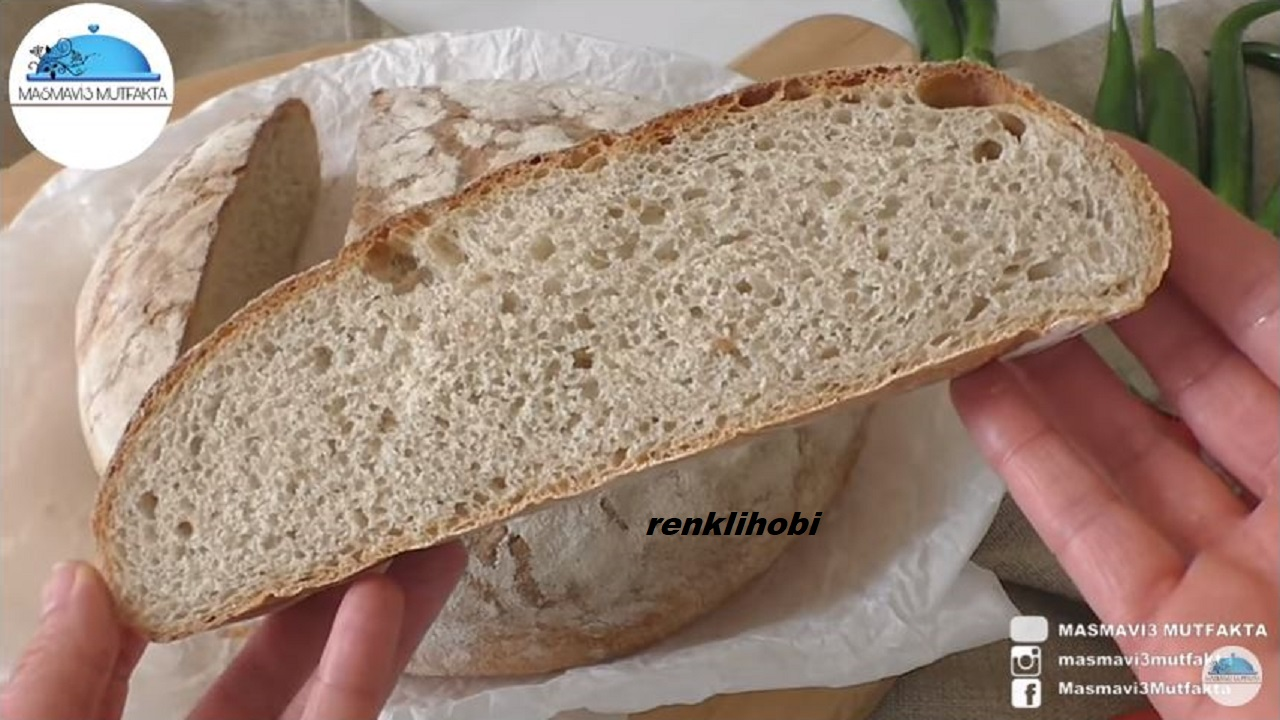 Evde Köy Ekmeği Tarifleri 2