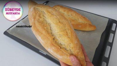 Fırından Alınmış Gibi Gerçek Ekmek Tarifleri