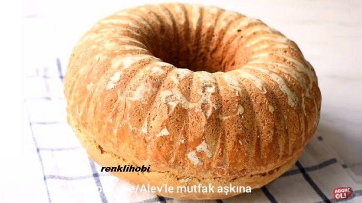 Kek Kalıbında Ekmek Tarifleri