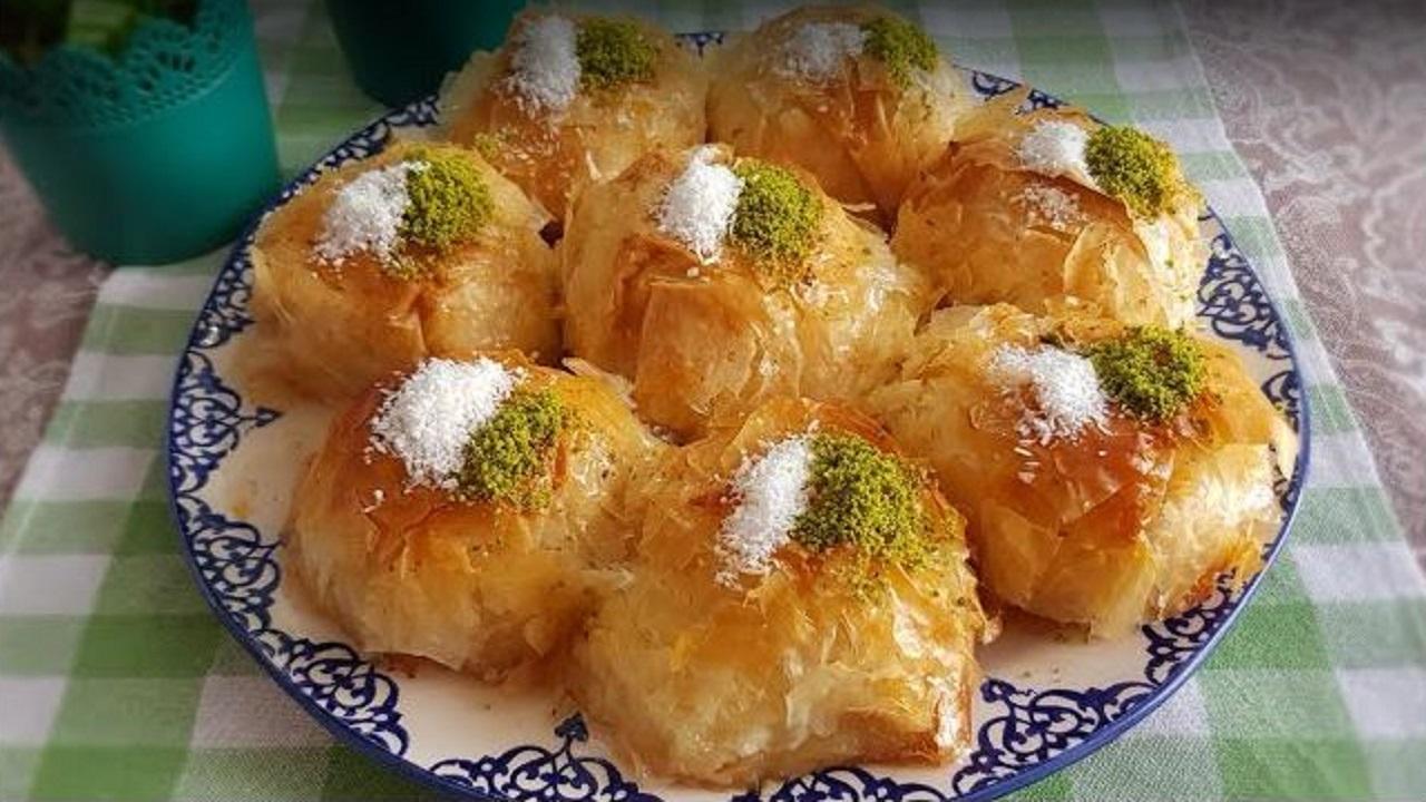Çıtır Çıtır Şerbetli Fincan Tatlı Tarifleri 1