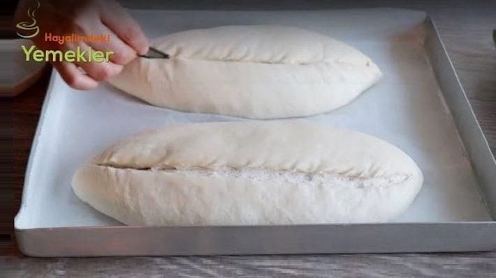 Fırından Daha Çıtır Somun Ekmek Tarifleri