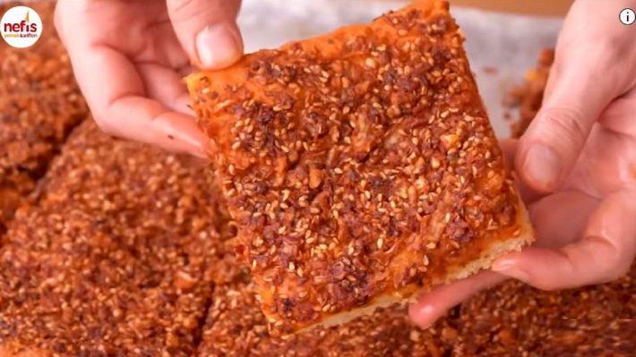 Gerçek Biberli Ekmek Tarifleri