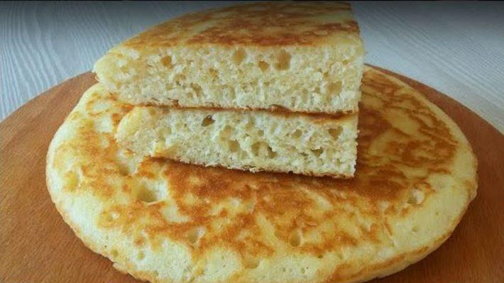 Hamura El değmeden Yapılan Kahvaltı Ekmeği Tarifi