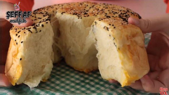 Ocakta Pişen Çıtır Ekmek Tarifi