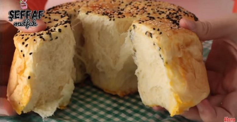 Ocakta Pişen Çıtır Ekmek Tarifi 2