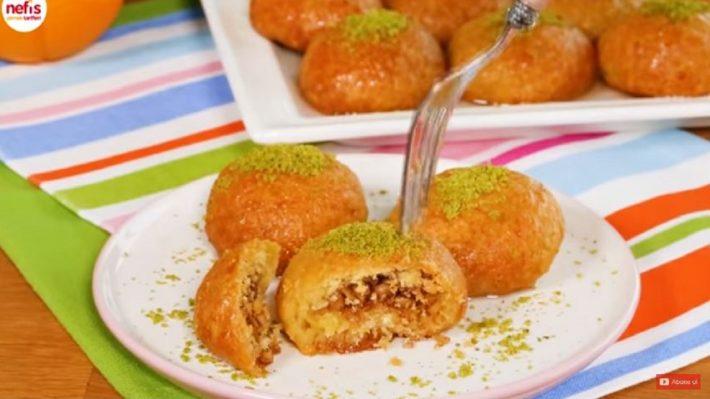 Şerbetli Portakal Tatlısı Tarifleri