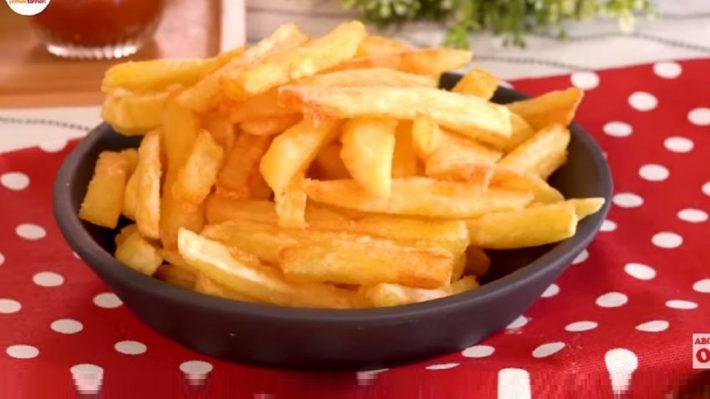 Buzlukta Çıtır Patates Kızartması Saklama Sırrı