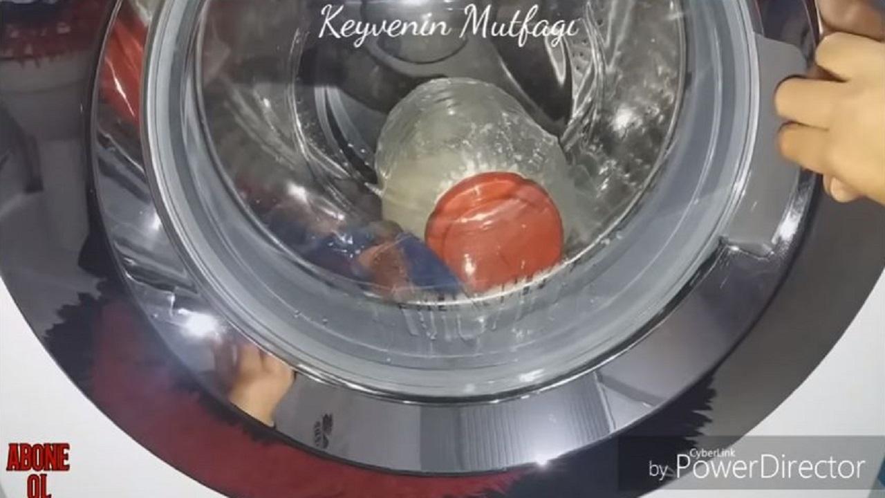 Çamaşır Makinasında Tereyağ Yapın Şaşıracaksınız 1