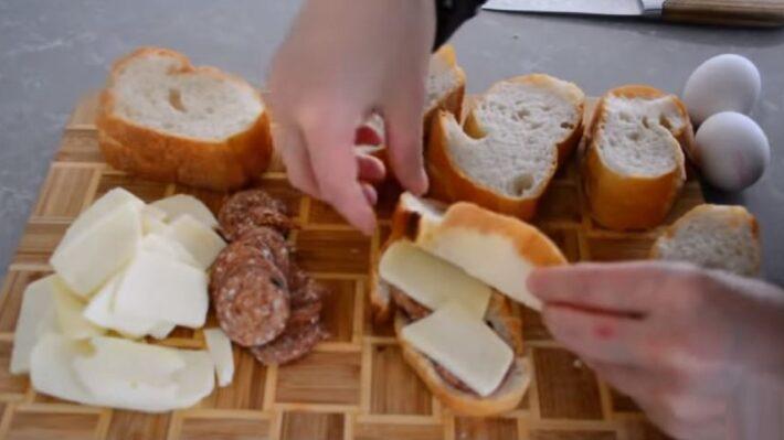Aşırı Kolay Bayat Ekmek Kahvaltılığı 2