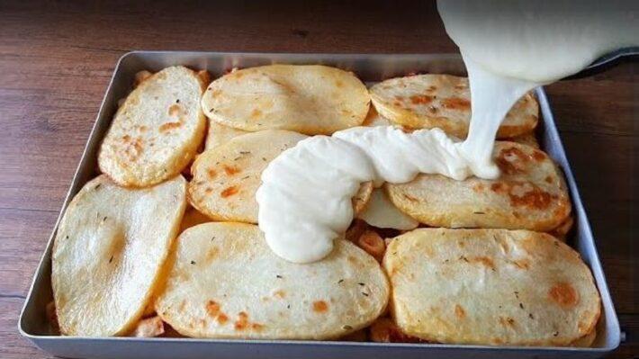 Patatesi Efsane Yapan Harika Tarif 1