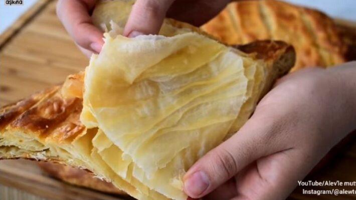 Pul Pul Dökülen Çörek Yapmanın Sırrı