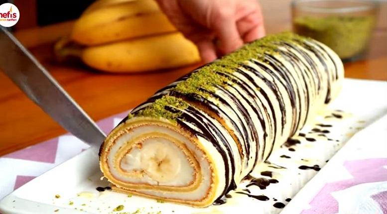 Adına Pastane Açılır Bu Pasta Tarifinin