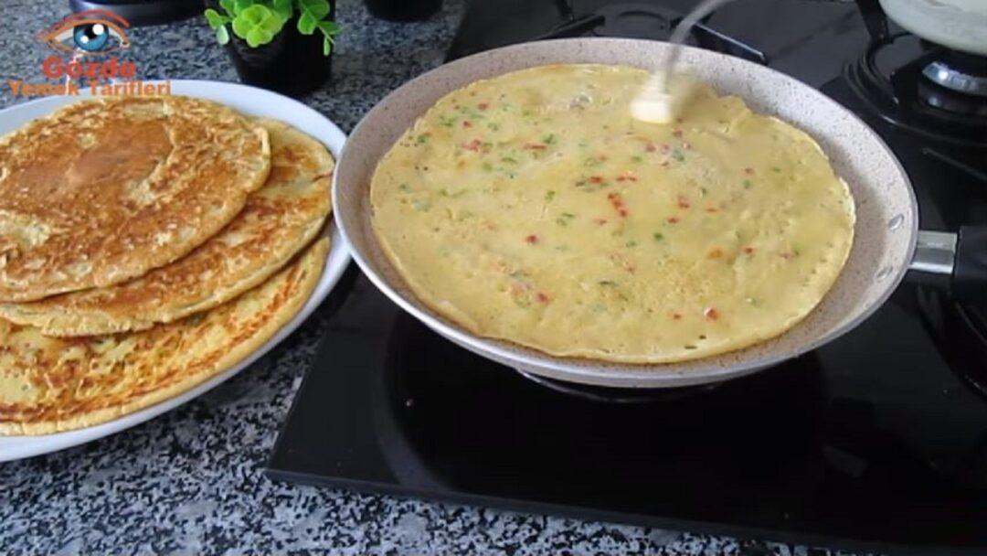 Aileyi Bir Araya Toplayan Kahvaltılık Tarifi