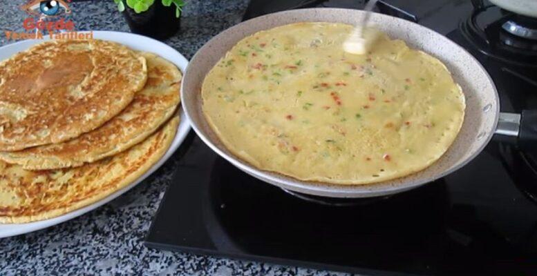 Aileyi Bir Araya Toplayan Kahvaltılık Tarifi 2