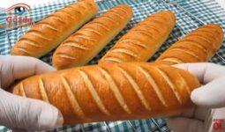 Böyle Yapılırmı Dedirten Ekmek Yapma Yöntemi 2