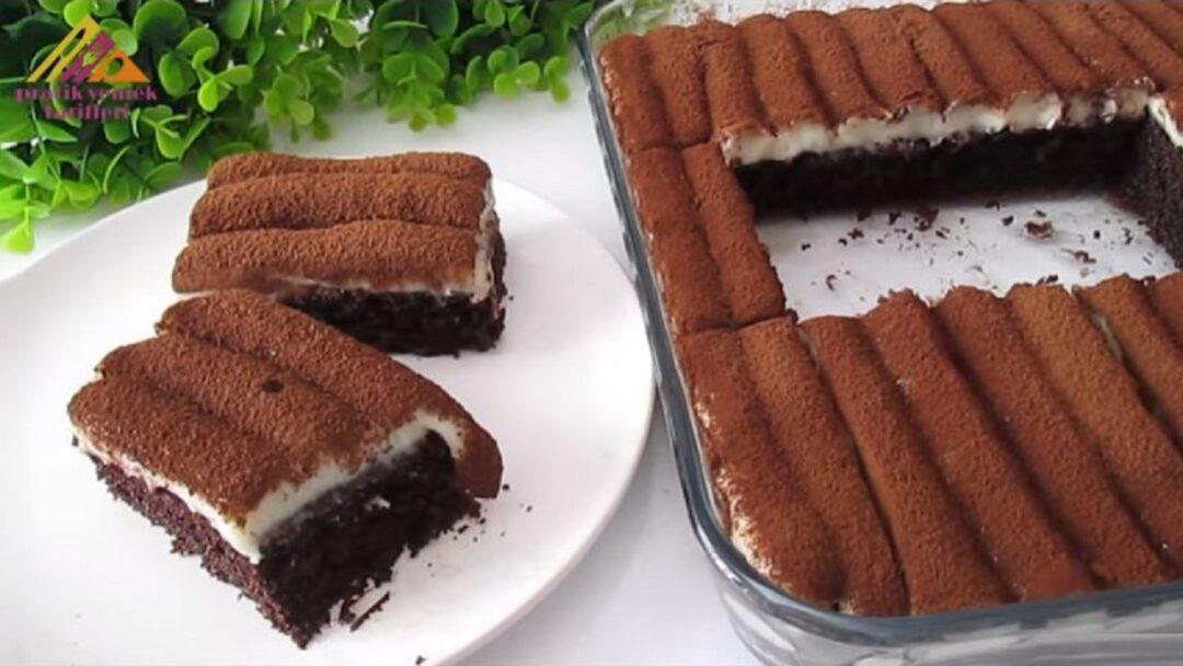 Bu Pastayı Görmeden Tatlı Yapmayın