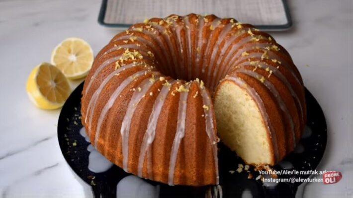 Bu Keki Yemek İçin Herkes Size Gelecek