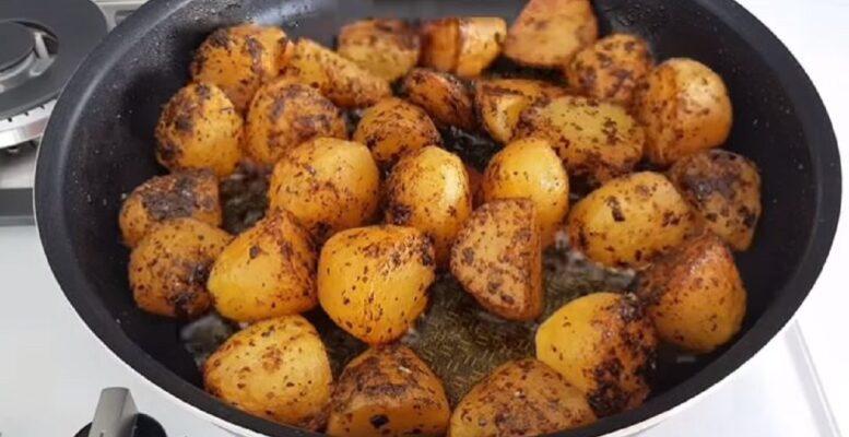 Kahvaltıya Patatesi Böyle Yapmayan Çok Şey Kaybeder 2