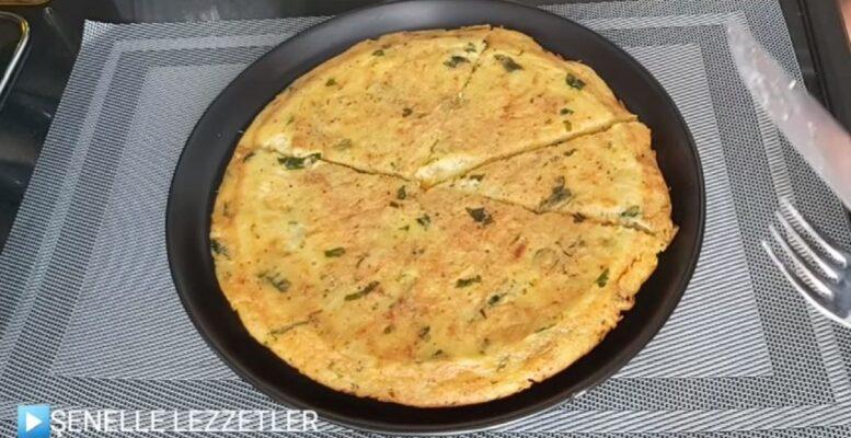 3 Patates 2 Yumurtadan İnanılmaz Pratik Tava Böreği Tarifi 2