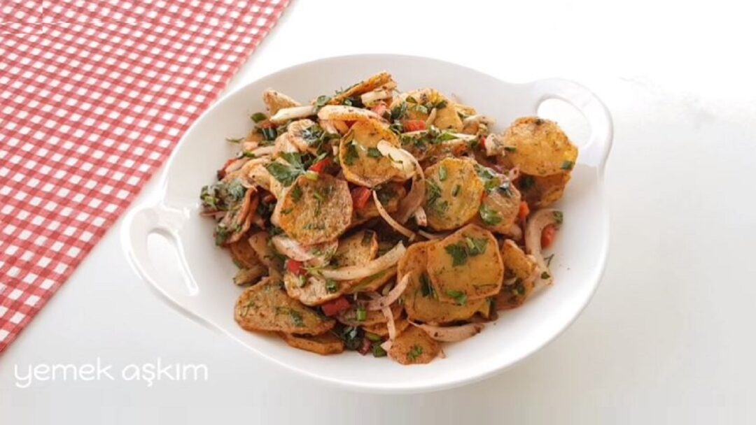 Bu Patates Tarifi Rekor Kırar