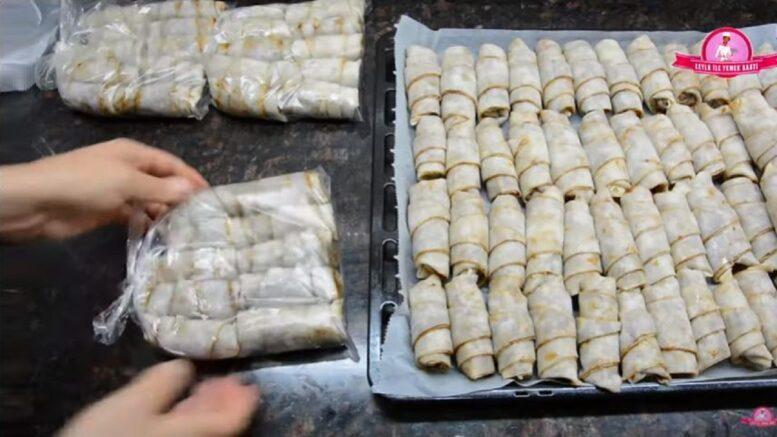 Dondurucuya Has Mercimekli Haşhaşlı Börek Tarifi