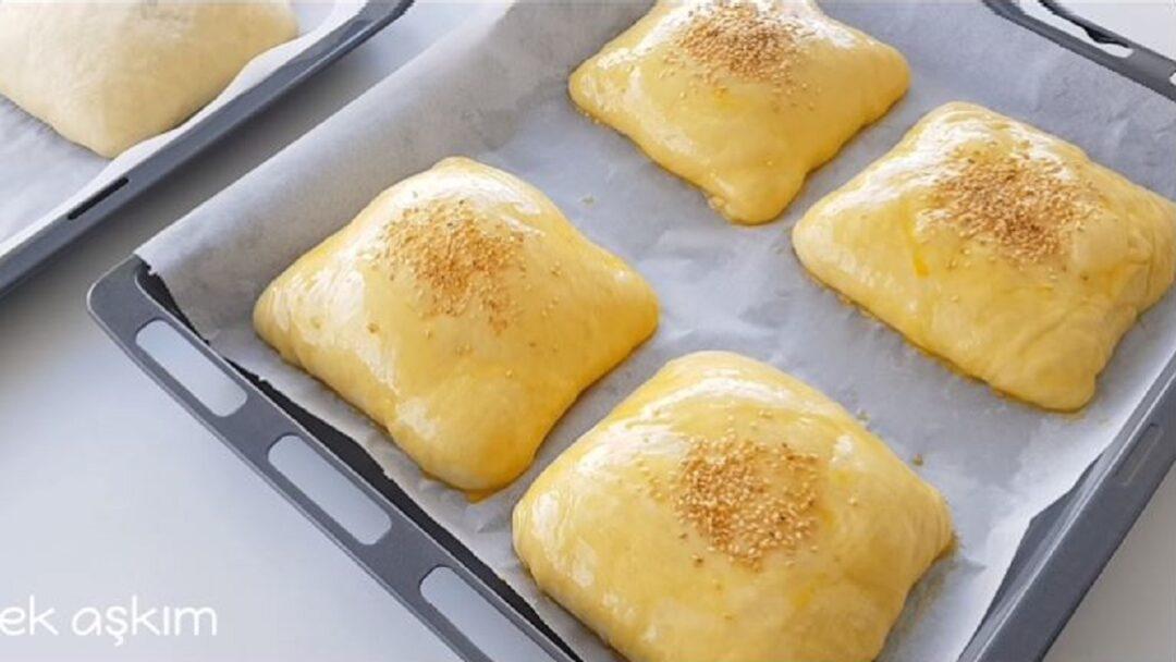 Eklenen 1 Fincan Malzeme İle Coşan Kete Böreği 3