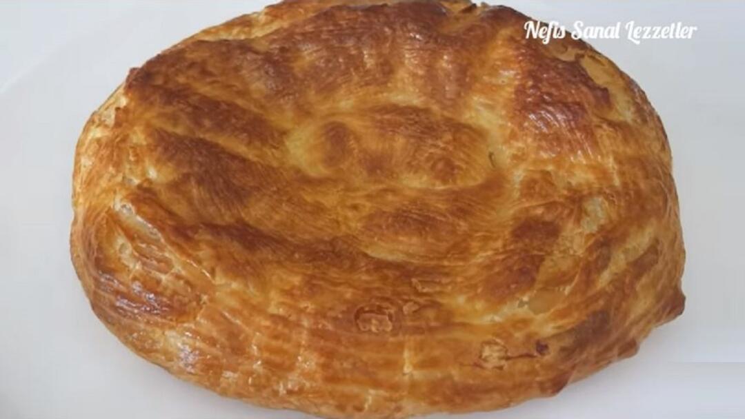 Hafta Sonu Kahvaltısına Mayasız Çörek Tarifi