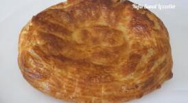 Hafta Sonu Kahvaltısına Mayasız Çörek Tarifi 1