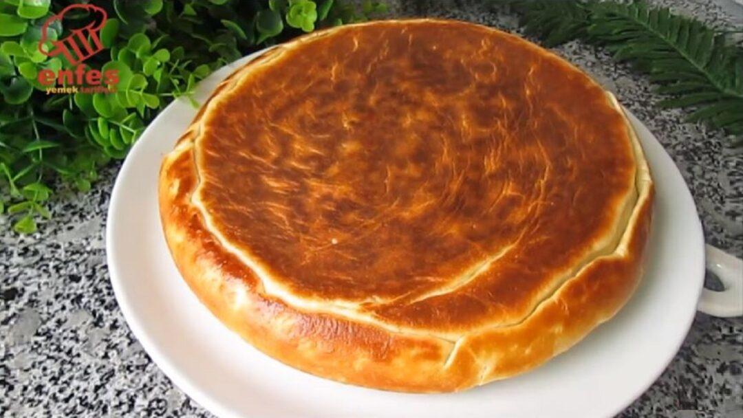 İçi Bol Sürprizli Tava Böreği Tarifleri