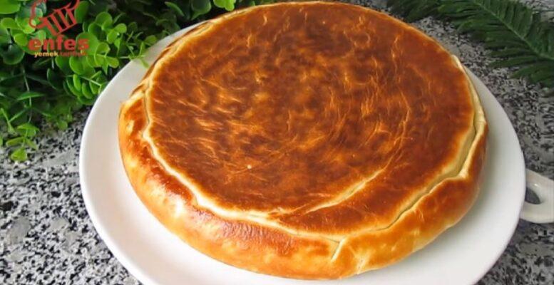 İçi Bol Sürprizli Tava Böreği Tarifleri 1