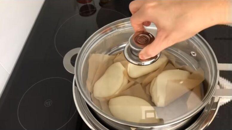 Buharda Pişen Ekmek Harika Oluyor 2