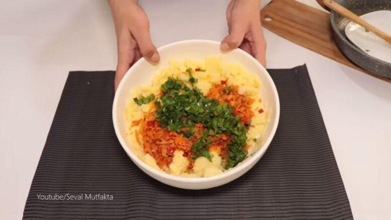 Parmak Yedirten Patates Topları 1