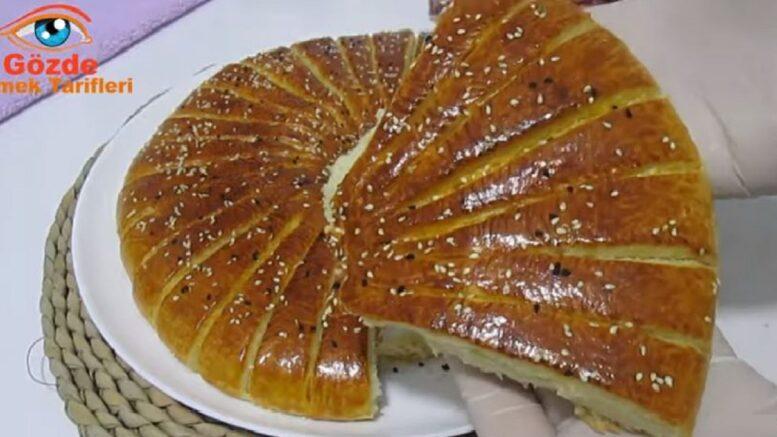 Yağlı Ekmek Kıvamında Şok Lezzetli Tarif