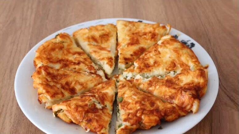 1 Yufkadan Muhteşem Ötesi Tava Böreği Tarifleri