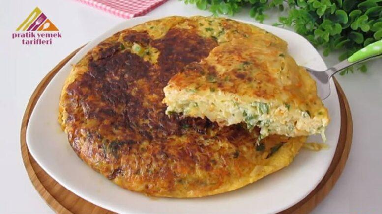 Bol Sebzeli Ultra Lezzetli Kahvaltı Böreği Tarifleri