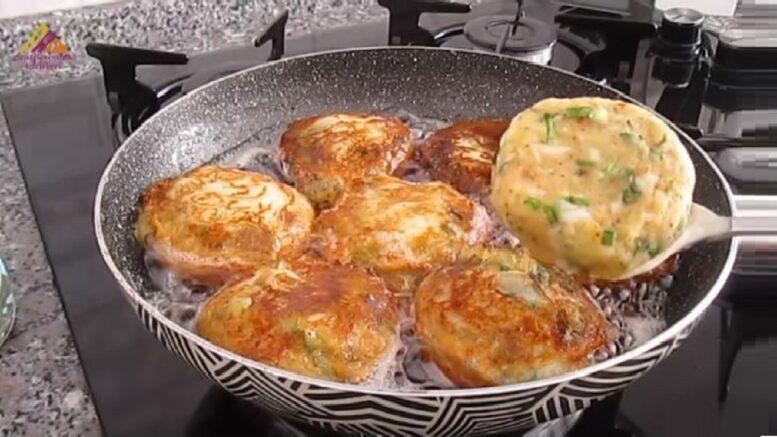 Bu Patatesi İster Kahvaltıya İster Yemeğe Yapın