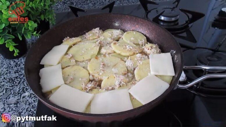 En Yeni Kahvaltılık Patates Tarifi 1