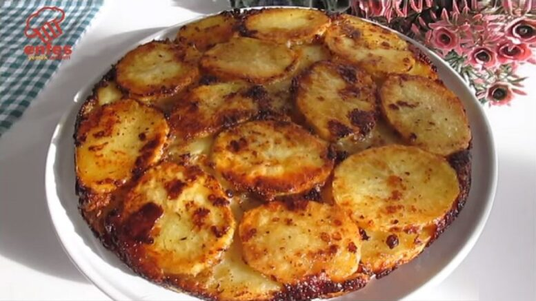 En Yeni Kahvaltılık Patates Tarifi