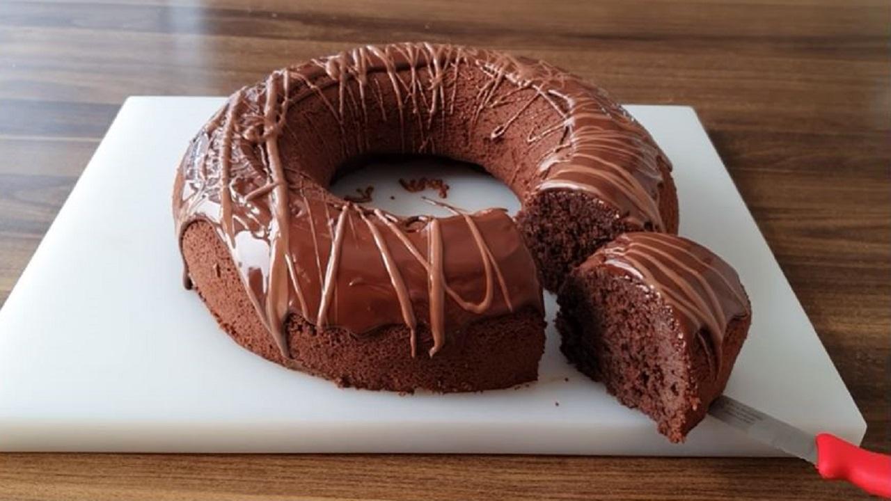 İçi Sulu Dışı Sütlü Kek Tarifleri