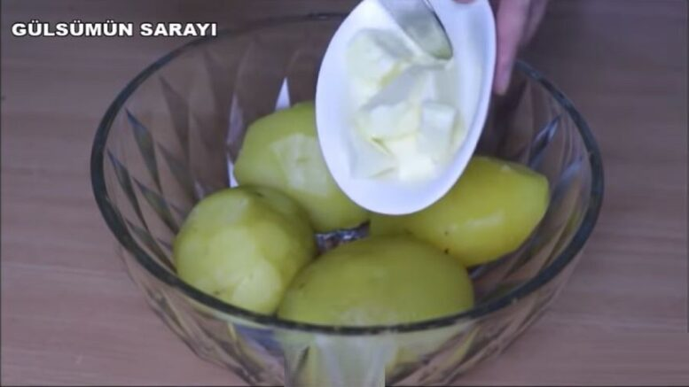 Patatesin En Lezzetlisi Köfte Tarifi 1