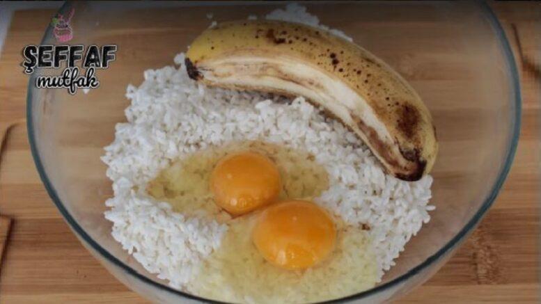 Pirinç İle Yapılan Muhteşem Tatlı Tarifleri 1