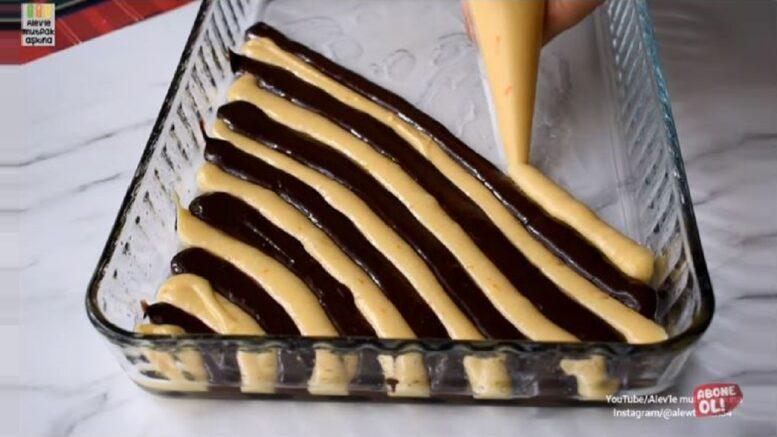 Tadına Doyamayacağınız Gösterişli Kek Tarifi 1