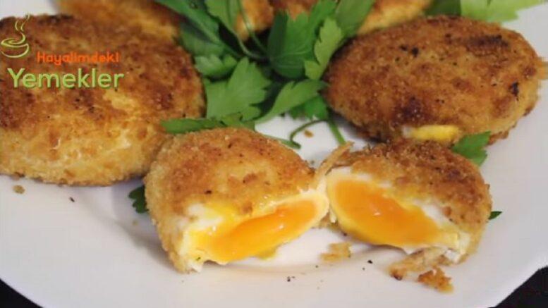 Yumurtayı Yumurtaya Bulayarak Yapılan Kahvaltılık Tarifleri