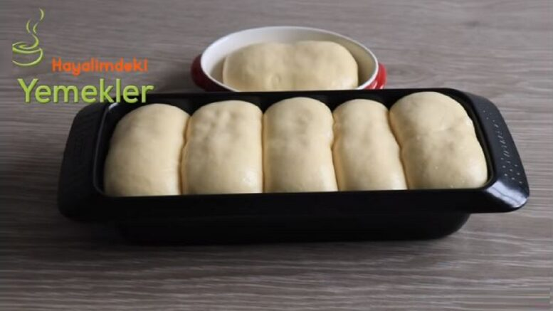 Böyle Yapılan Sütlü Ekmek Balon Oluyor 1