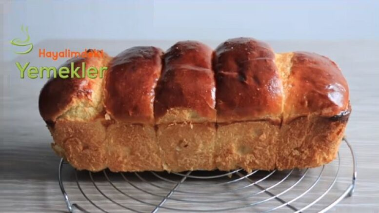 Böyle Yapılan Sütlü Ekmek Balon Oluyor